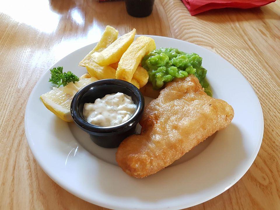 pub lunch in skipton
